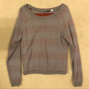 BDG striped sweater Small